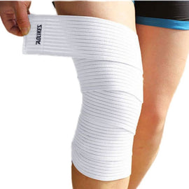 Blue Knee Bands Ankle Brace Compression Strain Sprain Joint Support