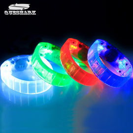 Running Voice-activated Led Bracelet