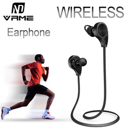Bluetooth Wireless Headphones Stereo Voice Control with Mic