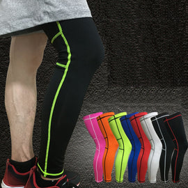 1Pcs Super Elastic Leg Warmers Calf Thigh Compression Sleeves