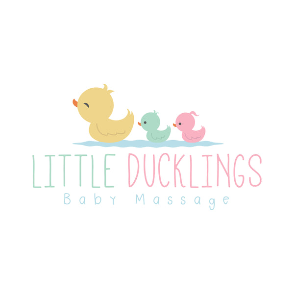 What to expect from a little ducklings baby massage class?