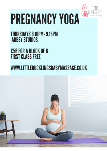 PREGNANCY YOGA CLASSES BANGOR