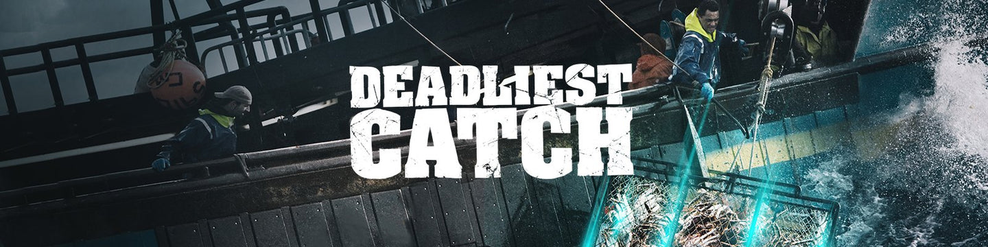 Deadliest Catch Tote Bags