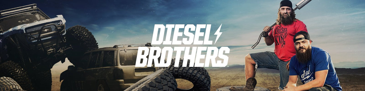 Diesel Brothers Apparel
