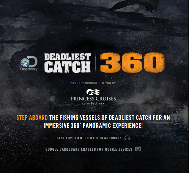 Deadliest Catch 360