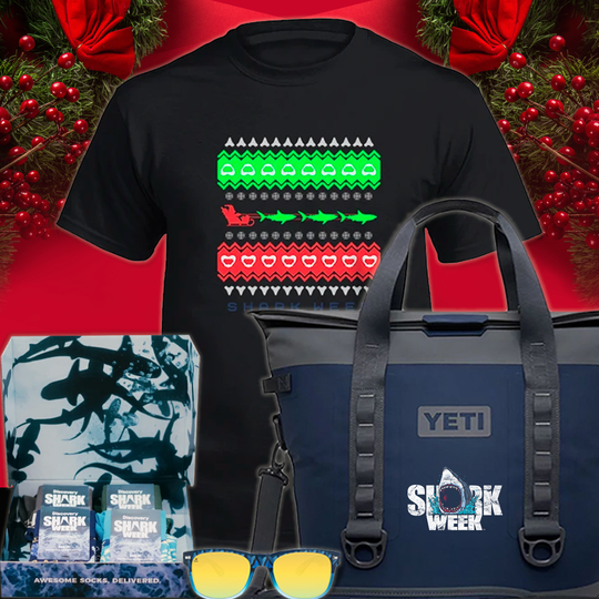 Shark Week 2020 Holiday Fan Pack ($410 value)