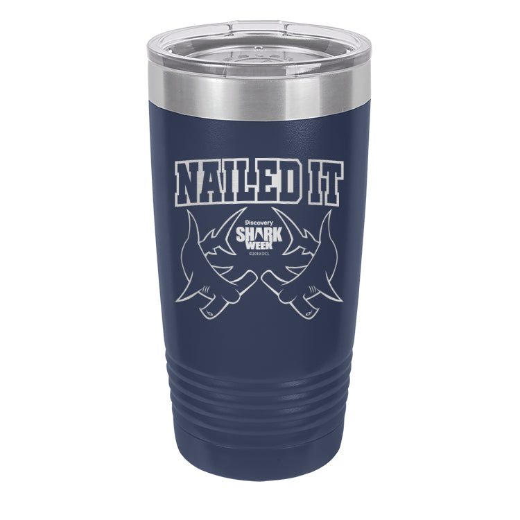 Nailed It Laser Etched Drinkware (3512526864483)