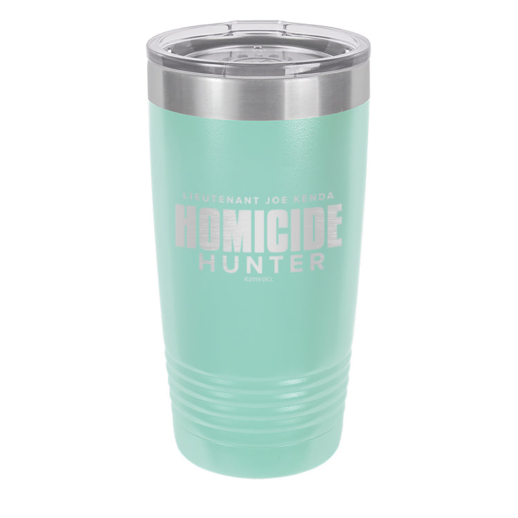 Homicide Hunter Laser Etched Drinkware (1552017162339)