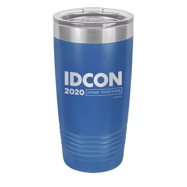 IDCON 2020 Laser Etched Drinkware