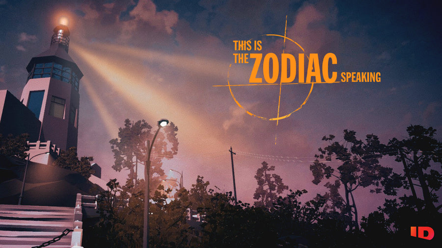 This Is The Zodiac Speaking - ID Game (STEAM)