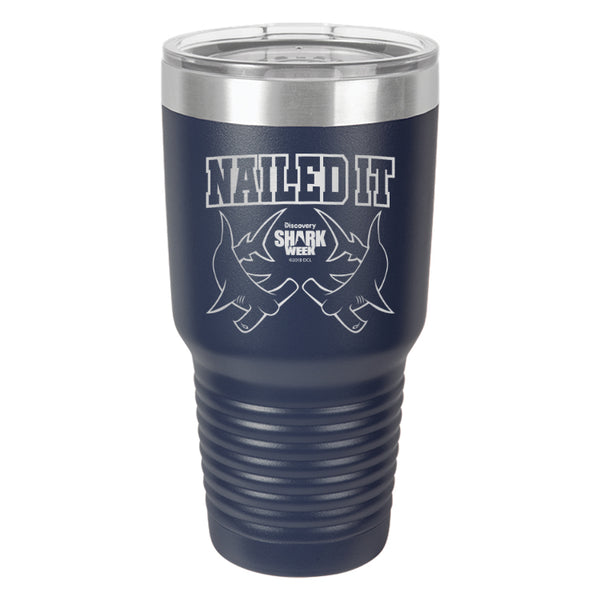 Nailed It Laser Etched Drinkware