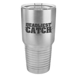 Deadliest Catch Laser Etched Drinkware
