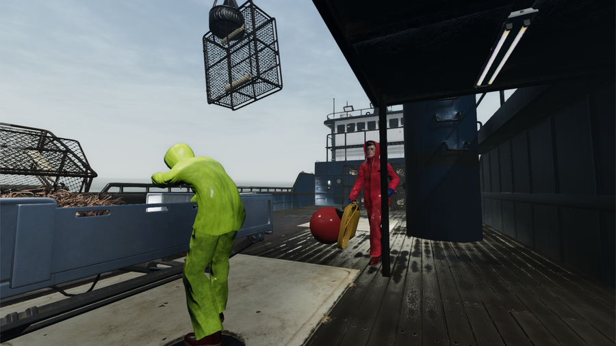 Deadliest Catch Game (STEAM)