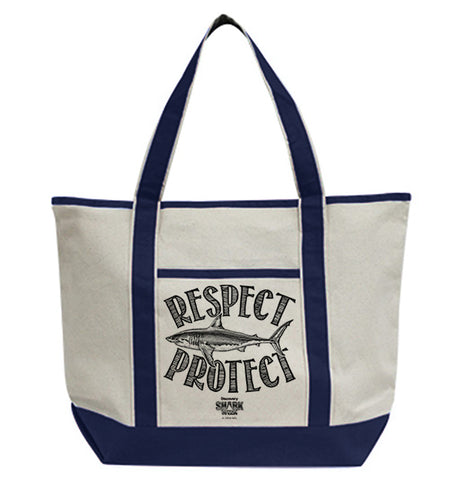 Respect Protect Tote Bag