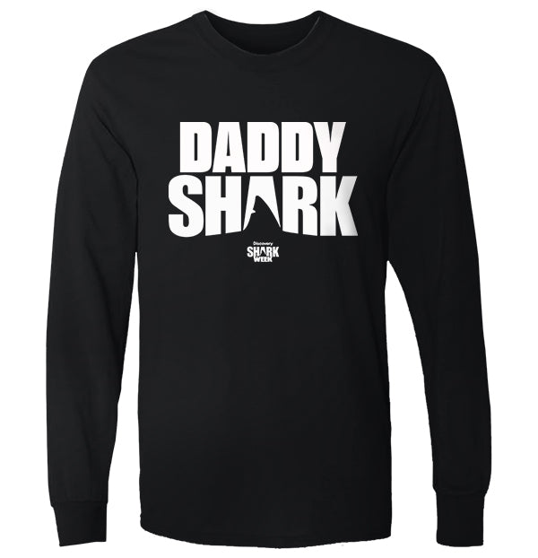 Daddy Shark Silhouette