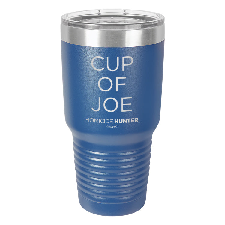 Cup of Joe Laser Etched Drinkware