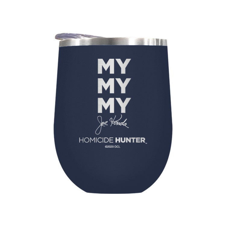 My My My Signature Laser Etched Drinkware
