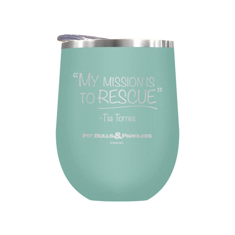 Mission Laser Etched Drinkware