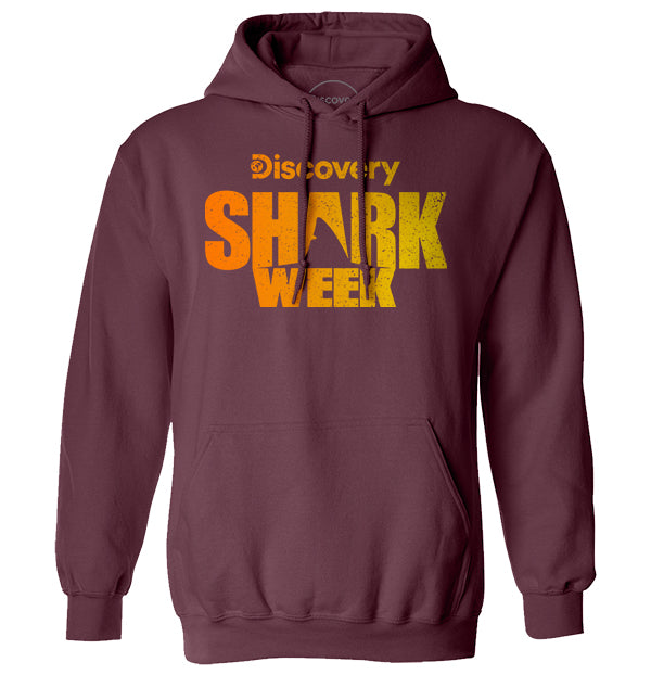 Shark Week Logo - Orange Gradient (3943173488739)