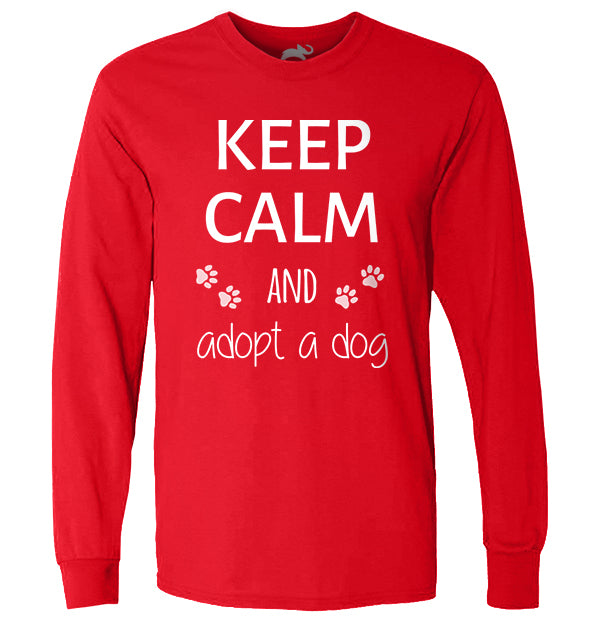Keep Calm and Adopt a Dog (4387413786723)