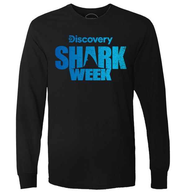 Shark Week Logo - Blue Gradient (3943149699171)