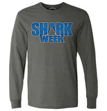 Shark Week Wave Logo