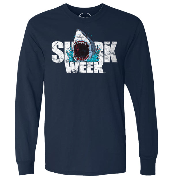 Great White Shark Week Logo (1553599561827)