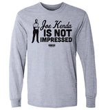 Not Impressed -Black Logo