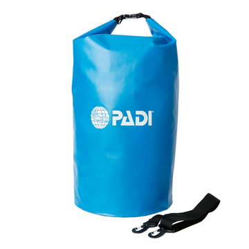 PADI 45L Dry Bag - Royal Blue