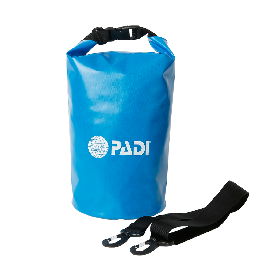PADI 5L Dry Bag - Royal Blue