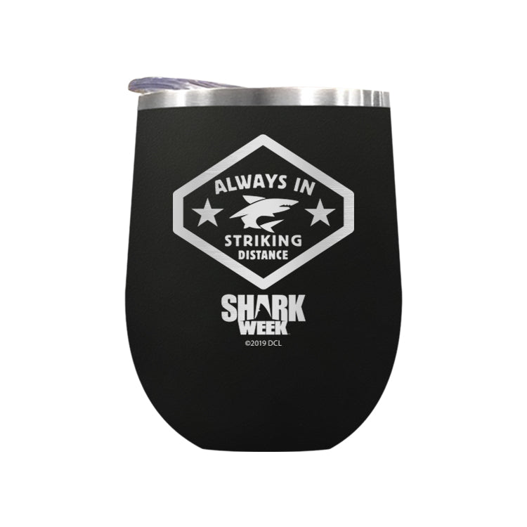 Always in Striking Distance Laser Etched Drinkware (1552098590819)