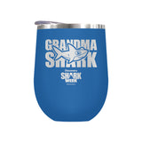 Grandma Shark Laser Etched Drinkware