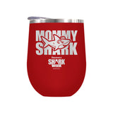 Mommy Shark Laser Etched Drinkware