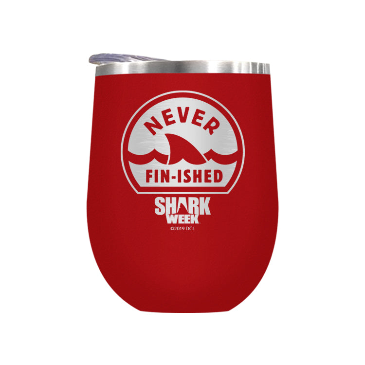 Never Fin-ished Laser Etched Drinkware (1553259561059)
