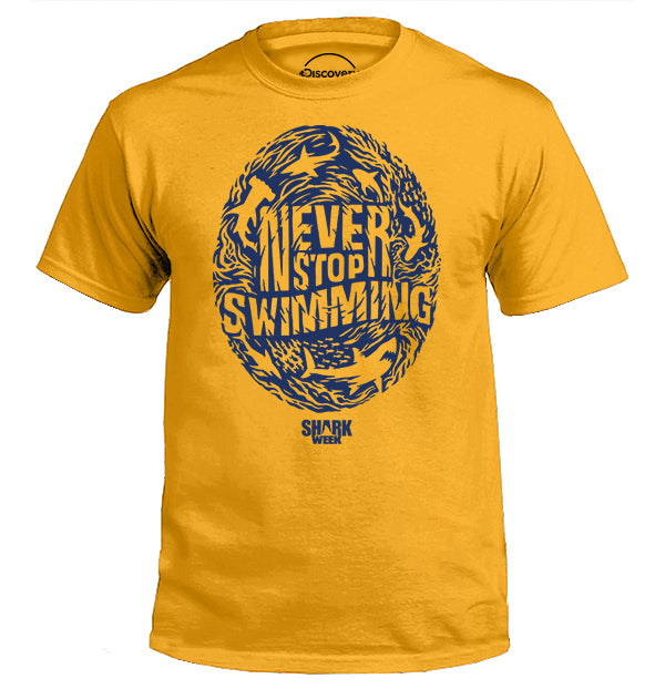 Never Stop Swimming Thumbprint (1553600282723)