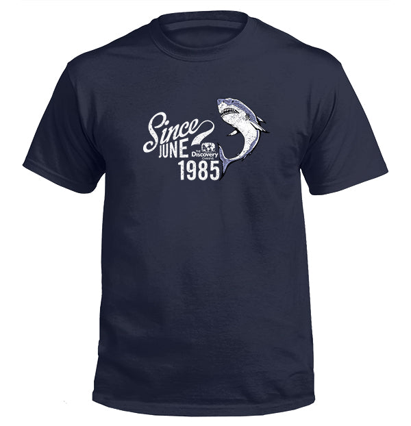 Retro Shark - Since June 1985