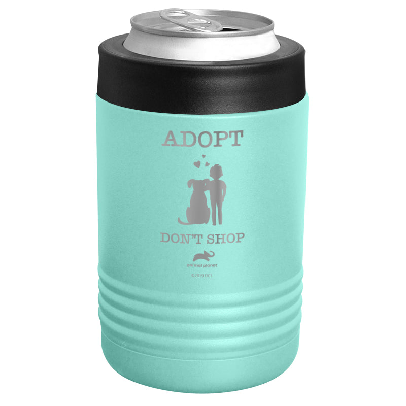 Animal Planet - Adopt Don't Shop Stainless Steel Beverage Holder