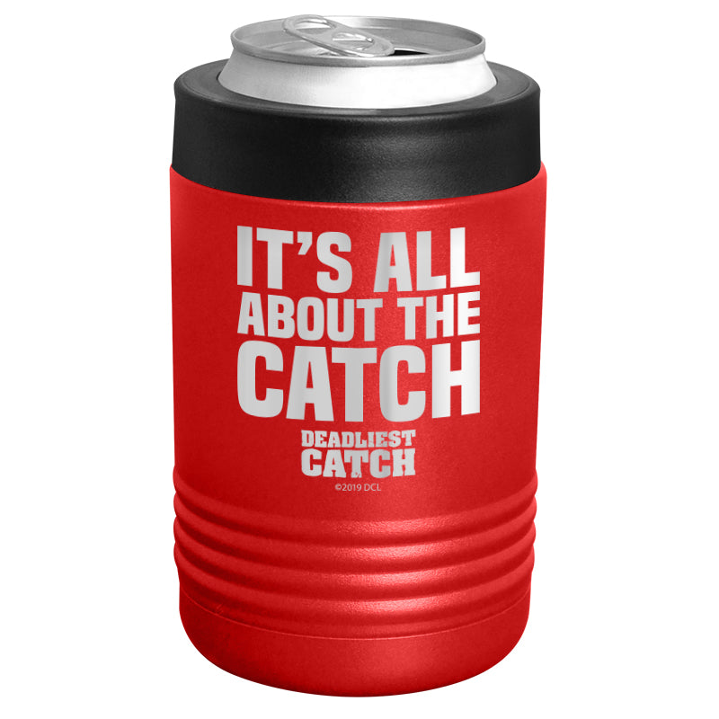 Deadliest Catch - It's All About the Catch Stainless Steel Beverage Holder