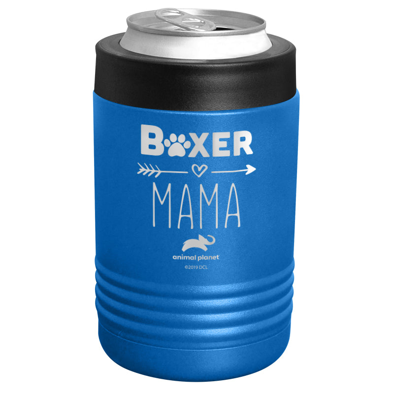 Animal Planet - Boxer Heart Mama Stainless Steel Beverage Holder