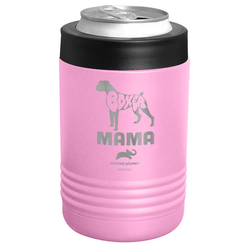 Animal Planet - Boxer Mama Stainless Steel Beverage Holder