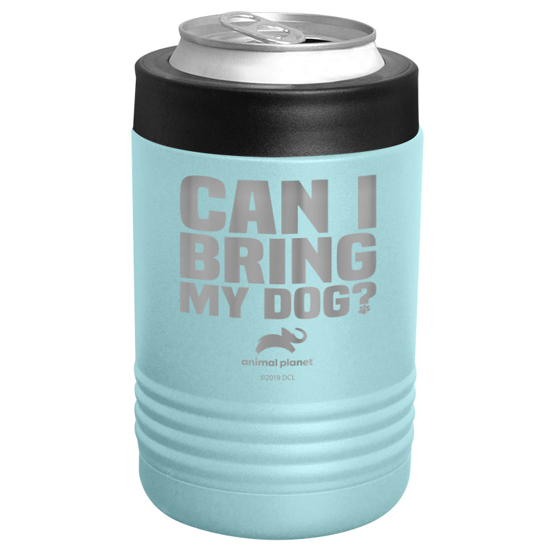 Animal Planet - Can I Bring My Dog Stainless Steel Beverage Holder