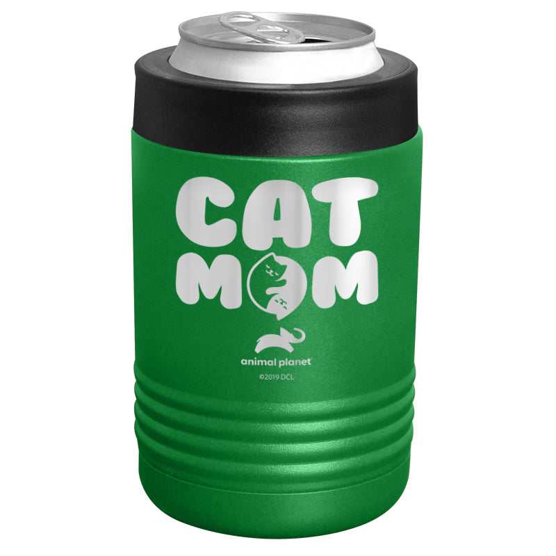 Animal Planet - Cat Mom Stainless Steel Beverage Holder
