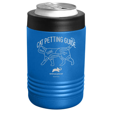 Animal Planet - Cat Petting Guide Stainless Steel Beverage Holder