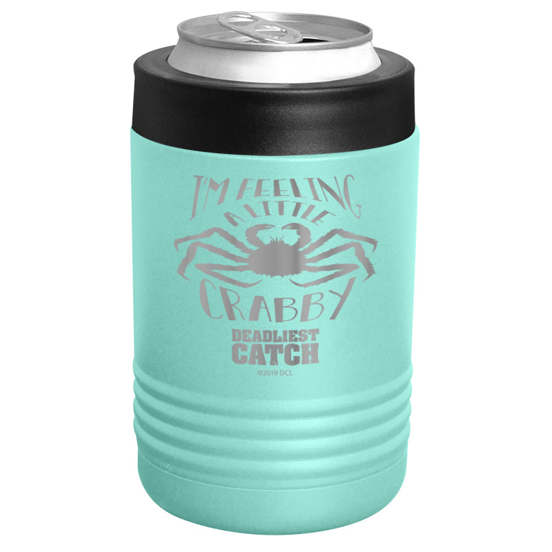Deadliest Catch - I'm Feeling a Little Crabby Stainless Steel Beverage Holder