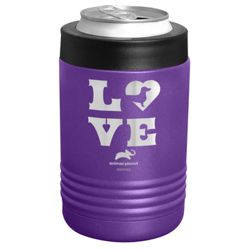 Animal Planet - Dachshund Love Stainless Steel Beverage Holder