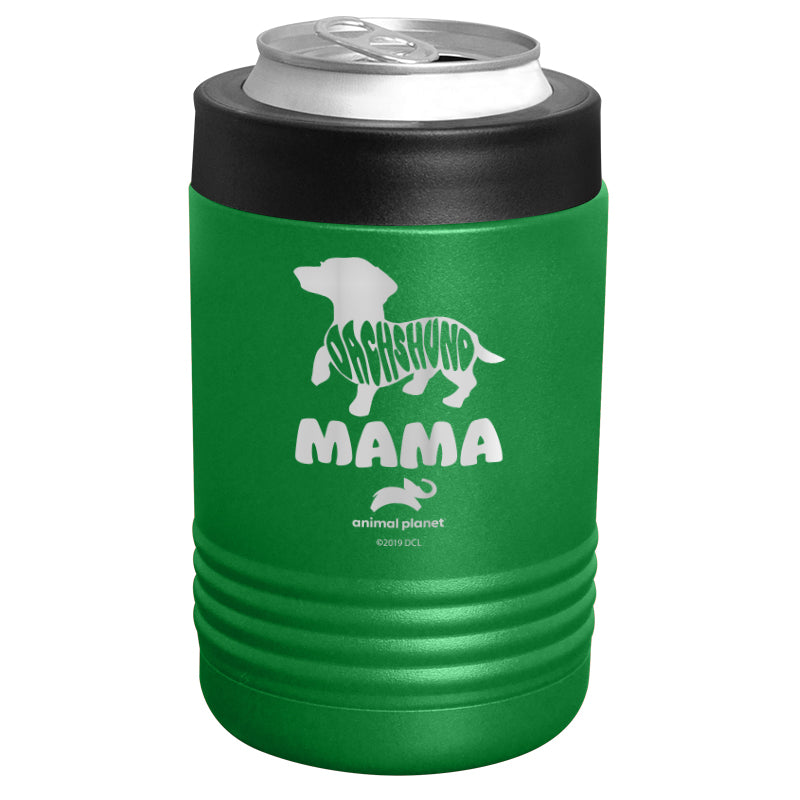 Animal Planet - Dachshund Mama Stainless Steel Beverage Holder