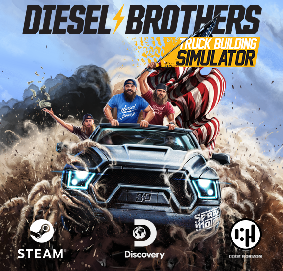 Diesel Brothers Game (3605547876451)