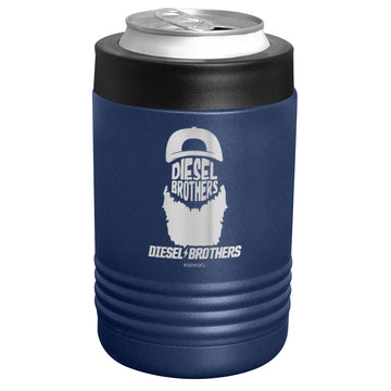 Diesel Brothers - DB Beard Stainless Steel Beverage Holder