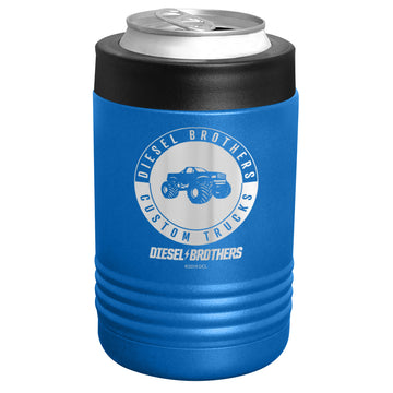 Diesel Brothers - Custom Trucks Circle Stainless Steel Beverage Holder