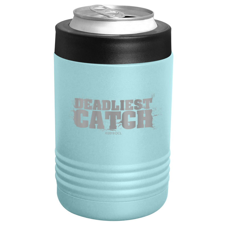 Deadliest Catch - Deadliest Catch Logo Stainless Steel Beverage Holder